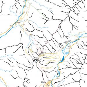 焼岳周辺概念図20120729版