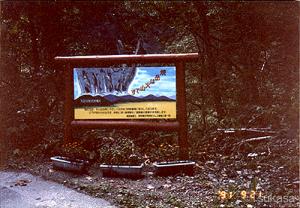 焼岳の噴火