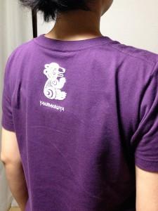 焼岳小屋NEWデザインTシャツ1
