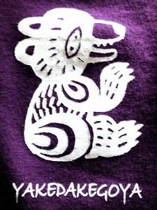 焼岳小屋NEWデザインTシャツ2