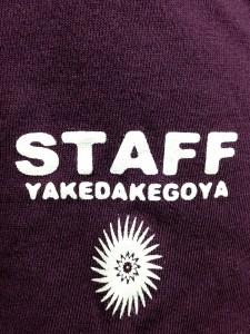 焼岳NEWデザインTシャツ3