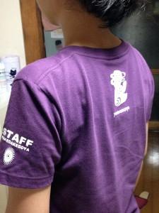 焼岳NEWデザインTシャツ